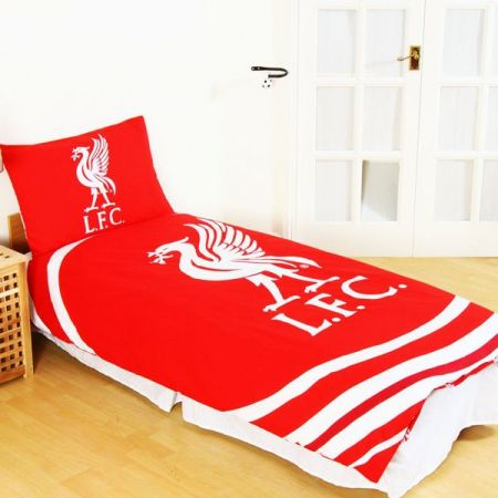 Спално Бельо LIVERPOOL Reversible Single Duvet Set PL 511482 16340-h10duvlivpl